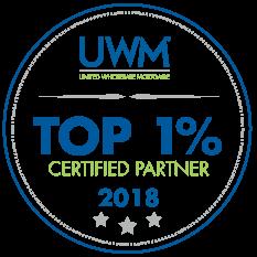 Top 1% Certified Partner 2018
