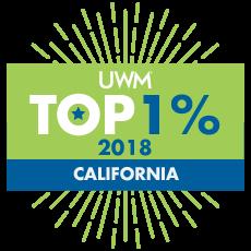 Top 1% California 2018
