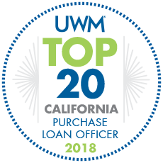 Top 20 California 2018